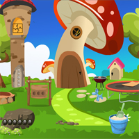 Free online flash games - Games4King Honey Bee Rescue game - WowEscape