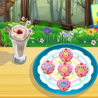 Free online flash games - Baby Animal Cookies game - WowEscape