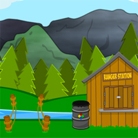 Free online flash games - Mousecity Escape Nature game - WowEscape