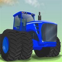 Free online flash games - Tactor Parking Mania game - WowEscape