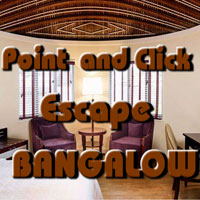 Free online flash games - Point and Click Escape-Bungalow Hiddenogames game - WowEscape