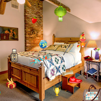 Free online flash games - Lodge Room Hidden Objects game - WowEscape