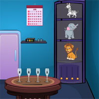 Free online flash games - D2G Girls Room Escape 11 game - WowEscape
