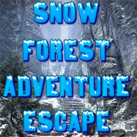 Free online flash games - Snow Forest Adventure Escape game - WowEscape
