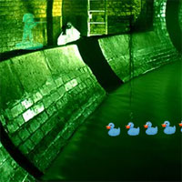 Free online flash games - Sewer Fun Escape game - WowEscape