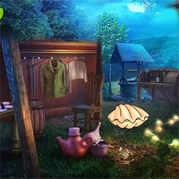 Free online flash games - Games4king Little Queen Escape game - WowEscape