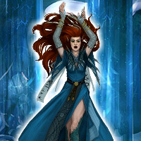 Free online flash games - Snow Wizard Land Escape game - WowEscape