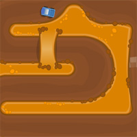 Free online flash games - Canyon Racer game - WowEscape
