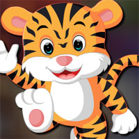 Free online flash games - Avm Dancing Tiger Rescue game - WowEscape