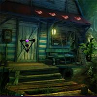 Free online flash games - G4K Pumpkin Forest Escape game - WowEscape