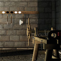 Free online flash games - 365Escape Old Prison Escape game - WowEscape