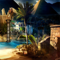 Free online flash games - NsrEscapeGames The Kingdom Of Egypt game - WowEscape