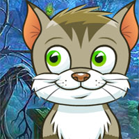 Free online flash games - AVM Rescue Cute Puppy Cat game - WowEscape