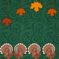 Free online flash games - 8b Thanksgiving Green House Escape game - WowEscape