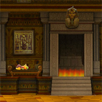 Free online flash games - MirchiGames Mystery of Egypt Escape game - WowEscape