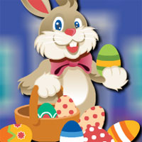 Free online flash games - Avm Easter Rabbit Rescue game - WowEscape