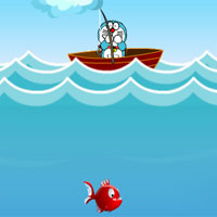 Doraemon Fun Fishing