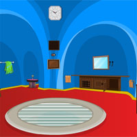 Free online flash games - Tickly Monster Escape game - WowEscape