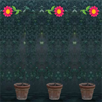 Free online flash games - 8bGames Indoor Garden Escape game - WowEscape