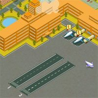 Free online flash games - Airport Control game - WowEscape