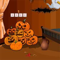 Free online flash games - Top10 Escape From Orange House