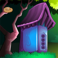 Free online flash games - Alone in the Forest MirchiGames game - WowEscape