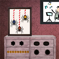 Free online flash games - 8bGames Jokester Escape