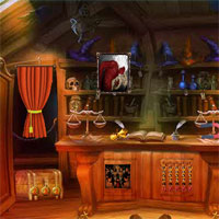 Free online flash games - Top10newgames Escape from Panic Room game - WowEscape