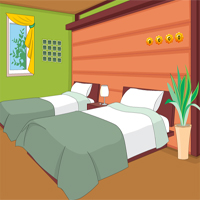 Free online flash games - Balcony Door Escape game - WowEscape