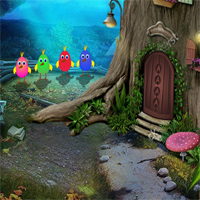 Free online flash games - Games4King Cute Pig Rescue game - WowEscape