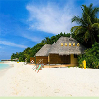 Free online flash games - CIG Beach Vacation Escape game - WowEscape
