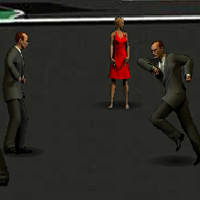Free online flash games - The Matrix Overloaded game - WowEscape