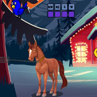 Free online flash games - G2J Brown Foal Escape