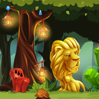 Free online flash games - ZooZooGames Hidden Treasure Forest Escape game - WowEscape