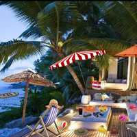 Free online flash games - Hidden Objects-Beach House game - WowEscape
