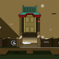 Free online flash games - Chinese Temple Door Escape game - WowEscape