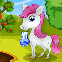 Free online flash games - Pretty Pony Day Care game - WowEscape