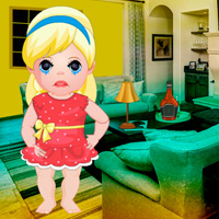 Free online flash games - Wowescape Save The Crying Baby game - WowEscape
