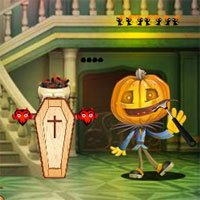Free online flash games - Top10 Escape From Witch House