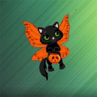 Free online flash games - Amgel Fairy Cat Escape