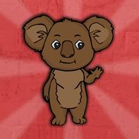 Free online flash games - Cute Koala Bear Rescue game - WowEscape