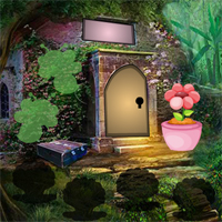 Free online flash games - Games4king Happy Brown Bear Escape game - WowEscape