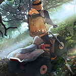 Free online flash games - ATV Trike Hill Adventure game - WowEscape