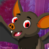 Free online flash games - Truculent Bat Escape game - WowEscape