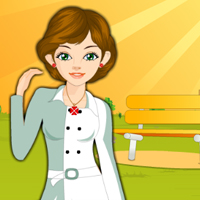 Free online flash games - Sunny Day Dress Up game - WowEscape
