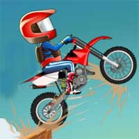 Free online flash games - Compact Bike Rider game - WowEscape