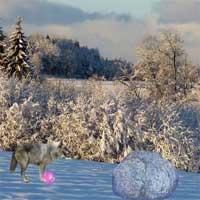Free online flash games - Winter Wonderland Forest Escape 2 EscapeFan game - WowEscape