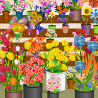 Free online flash games - Flower Shop Check-up game - WowEscape