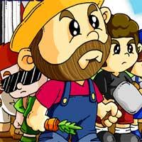 Free online flash games - Super Mole Stomper Gazo game - WowEscape