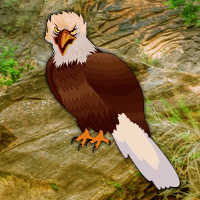 Free online flash games - Big Eagle Forest Escape game - WowEscape